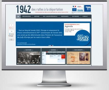 Saison memorielle 1942