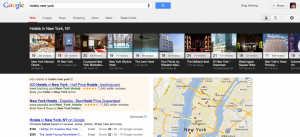 «carrousel» interactif google local