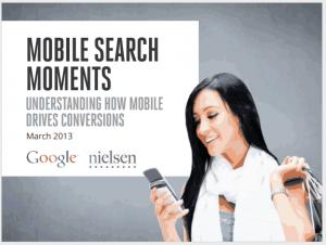 Les recherches sur mobile sont TRÈS importantes pour les entreprises locales
