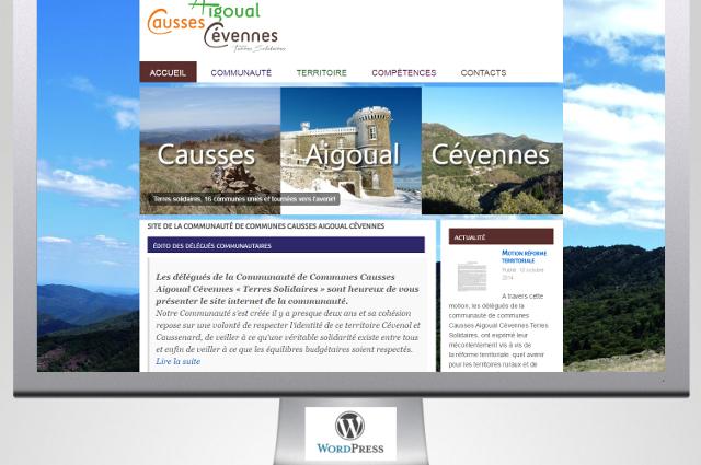 Communauté de communes Causses Aigoual Cévennes