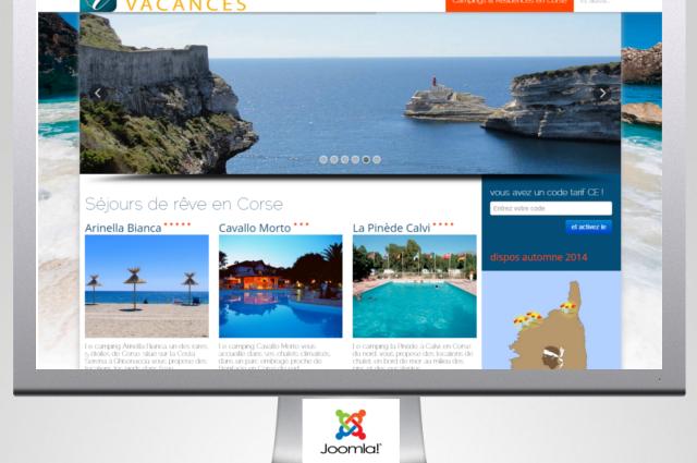 Ile de Beauté Vacances: réservation de séjours en ligne