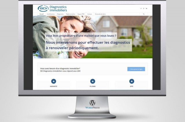 SDi Diagnostics immobiliers
