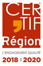 Label certif région engagement qualité formation